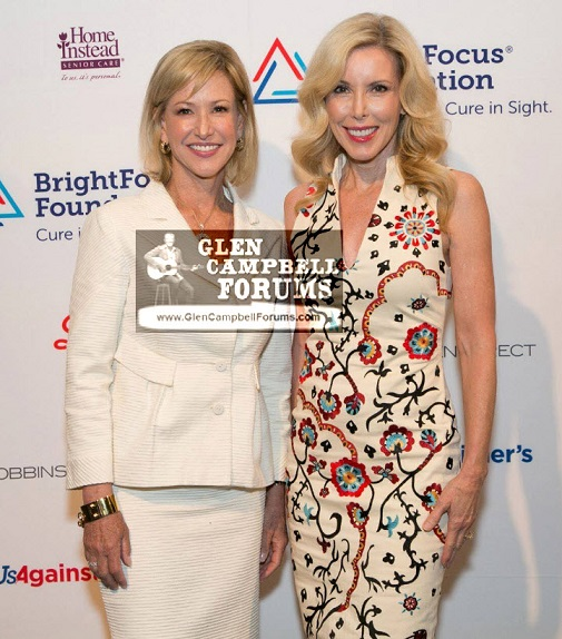 BrightFocus Foundation_Kim Campbell and unidentified advocate.jpg