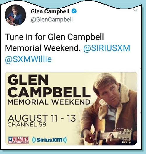 Sirius XM Radio Glen Campbell Memorial August 11-13-gcf.jpg